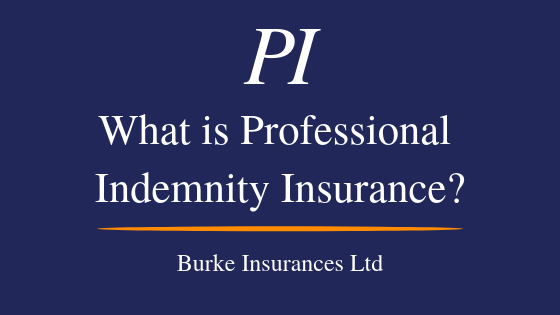 What Is Professional Indemnity Insurance?
