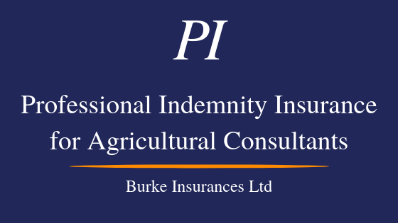 Professional Indemnity Insurance For Agricultural Consultants