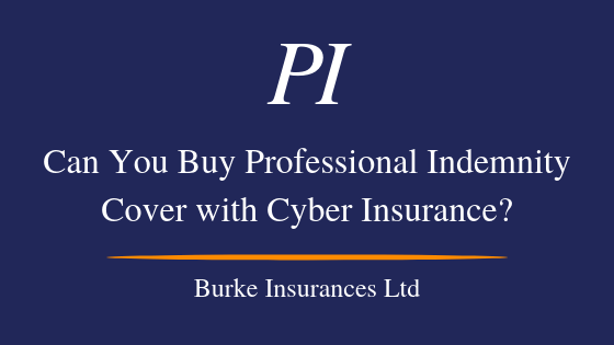 Professional Indemnity And Cyber Insurance