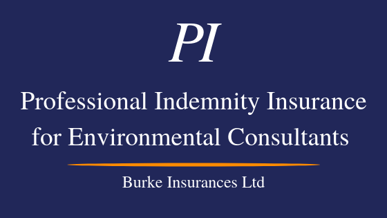 Professional Indemnity Insurance For Environmental Consultants