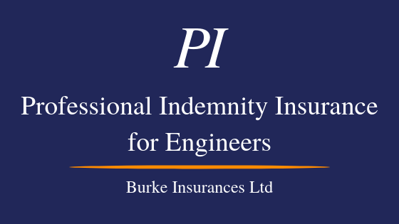 Professional Indemnity Insurance For Engineers