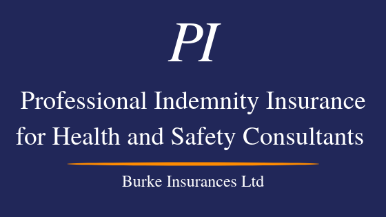 Professional Indemnity Insurance For Health And Safety Consultants