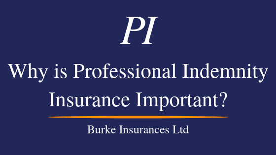Why Is Professional Indemnity Insurance Important